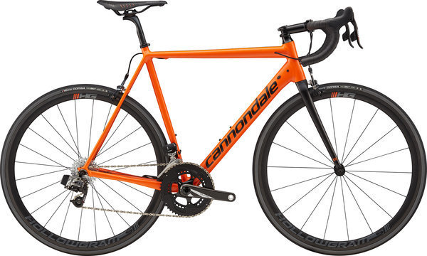 Cannondale CAAD12 RED eTap Color: Orange