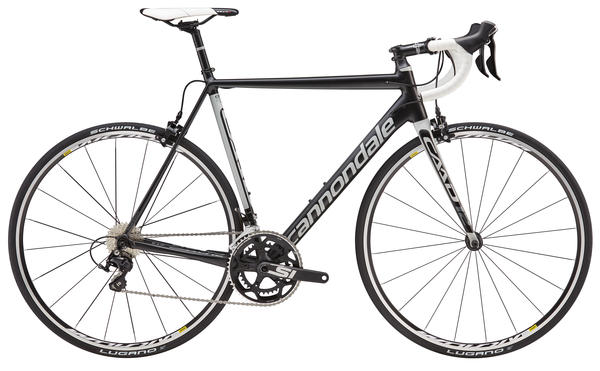 Cannondale CAAD12 105 5 Color: Jet Black/Primer Gray