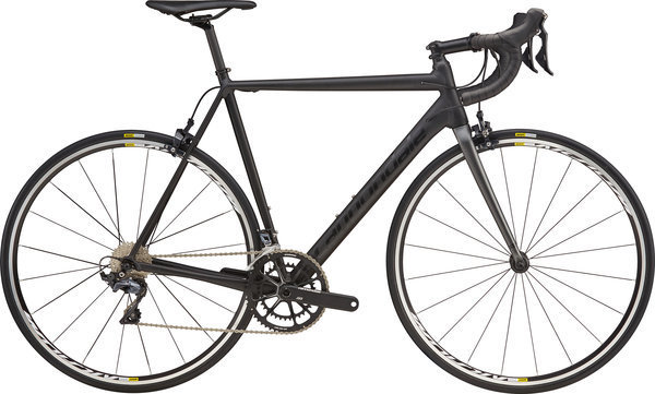 Cannondale CAAD12 Ultegra Color: Black Anodized