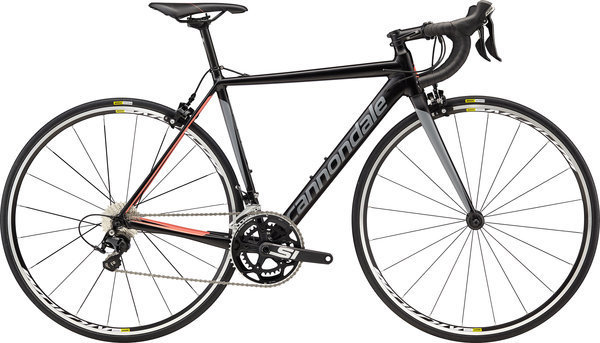 Cannondale CAAD12 Women's 105 Color: Black