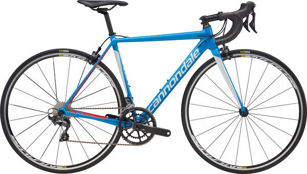 Cannondale CAAD12 Women's Ultegra Color: Spectrum Blue