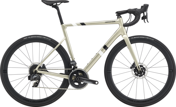 Cannondale CAAD13 Disc Force eTap AXS Color: Champagne