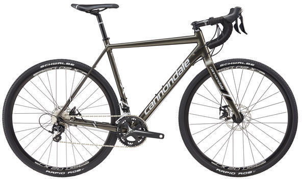 Cannondale CAADX 105 Color: Anthracite