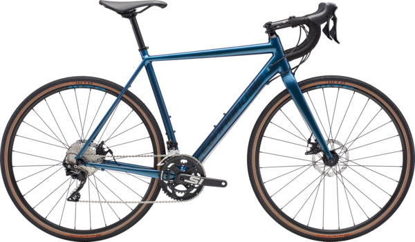 Cannondale CAADX 105 SE Color: Deep Teal