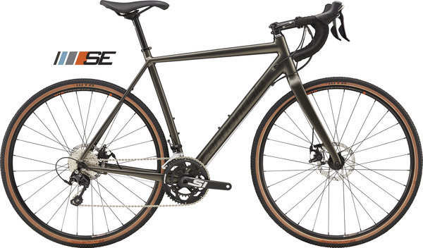 Cannondale CAADX 105 SE Color: Anthracite