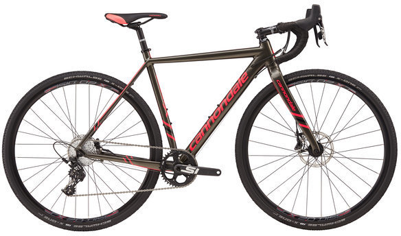 Cannondale CAADX Women's Apex 1 Color: Anthracite