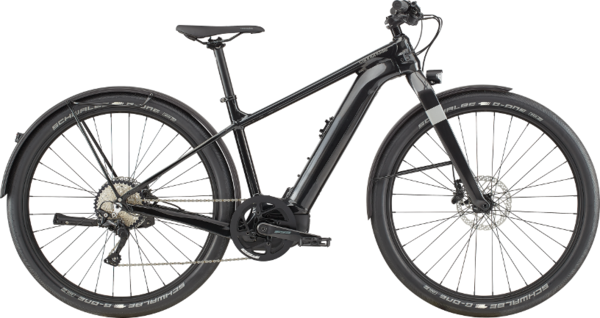 Cannondale Canvas Neo 1 Color: Black Pearl