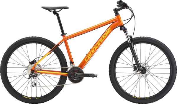 Cannondale Catalyst 1 Color: Hazard/Hot Yellow/Jet Black