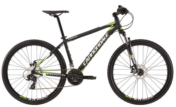 Cannondale Catalyst 3 Color: Jet Black/White
