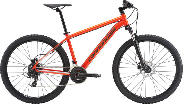 Cannondale Catalyst 2 (h10) Color: Acid Red/Fine Silver/Graphite