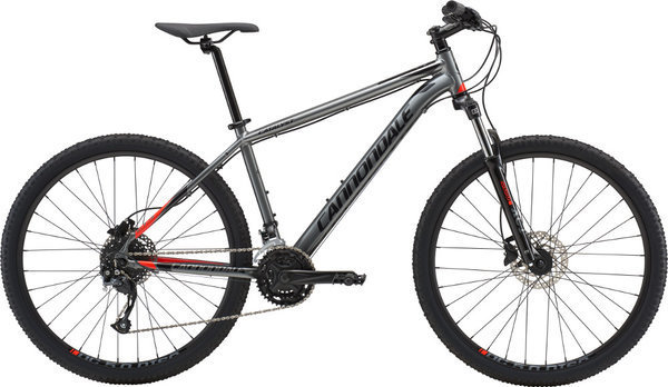 Cannondale Catalyst 2 Color: Grey