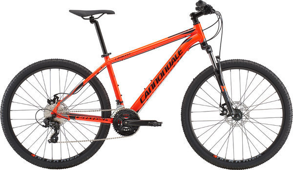Cannondale Catalyst 3 Color: Acid Red