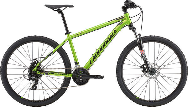 Cannondale Catalyst 4 Color: Acid Green