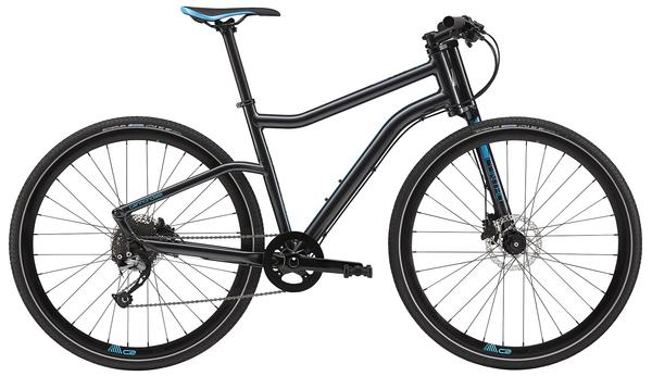 Cannondale Contro 4 Color: Grey w/Ultra Blue Accents