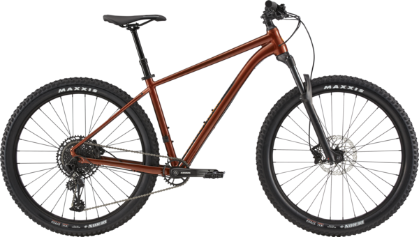Cannondale Cujo 1 Color: Sienna