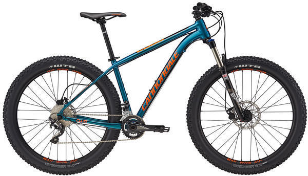 Cannondale Cujo 2 Color: Deep Teal/Jet black/Hazard Orange