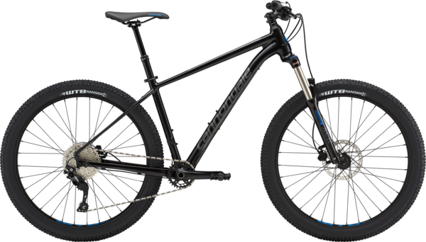 Cannondale Cujo 3 (i6) Color: Black Pearl/Charcoal/Electric Blue