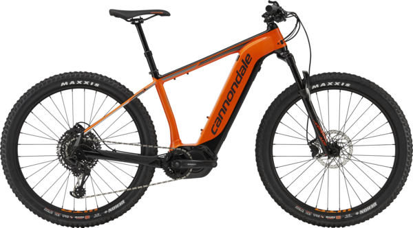 Cannondale Cujo NEO 1 Color: Hazard Orange