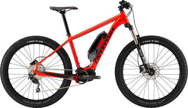 Cannondale Cujo NEO 2 Color: Acid Red