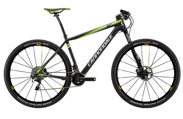 Cannondale F-Si Carbon 1