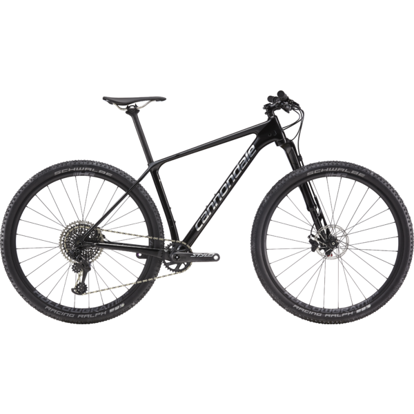Cannondale F-Si Hi-MOD 1 Color: Black Pearl w/ Graphite and Chrome