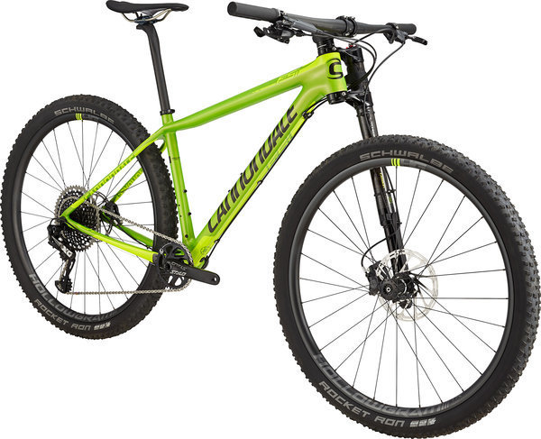 Cannondale F-Si Carbon 2 Color: Acid Green