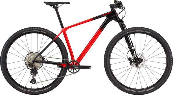 Cannondale F-Si Carbon 3 Color: Rally Red