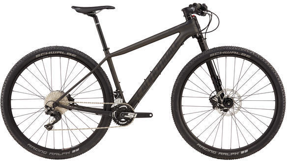 Cannondale F-Si Carbon 4 Color: Anthracite