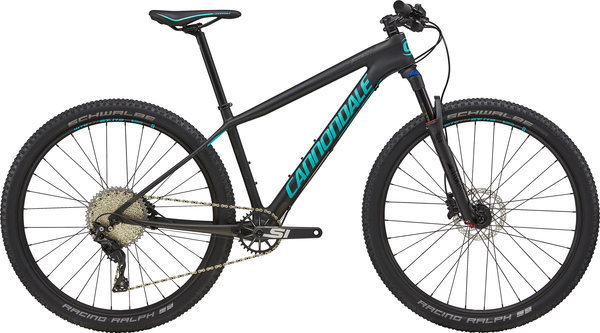 Cannondale F-Si Carbon Women's 2 Color: Matte Black