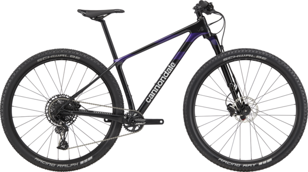 Cannondale F-Si Carbon Women's 2 Color: Black Pearl