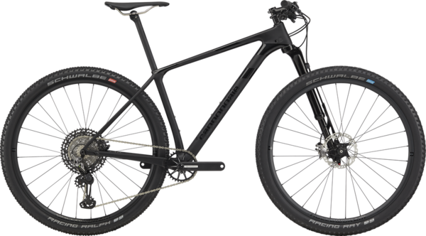 Cannondale F-Si Hi-MOD 1 Color: Matte Black