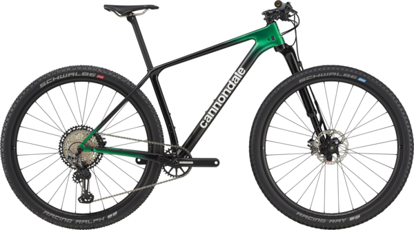 Cannondale F-Si Hi-MOD 1 Color: Team Replica w/Cannondale Green