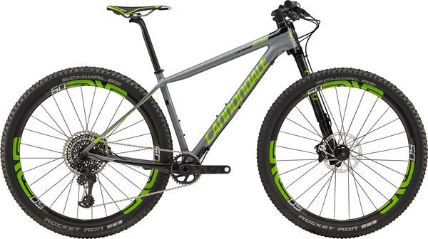 Cannondale F-Si Team Color: Stealth Grey