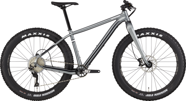 Cannondale Fat CAAD 1 Color: Charcoal Gray