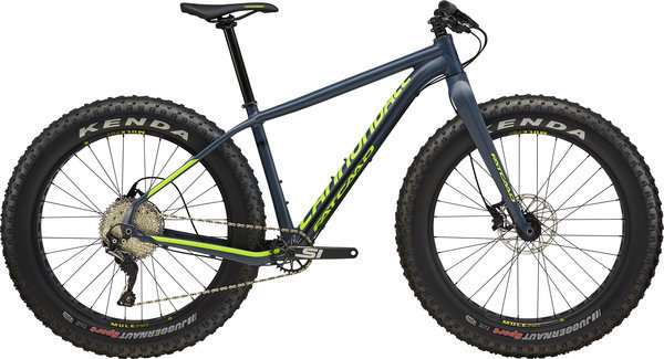 Cannondale Fat CAAD 2 Color: Slate Blue