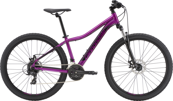 Cannondale Foray 3 Color: Deep Purple w/ Black Pearl and Graphite