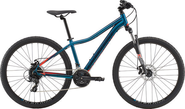Cannondale Foray 4 Color: Deep Teal