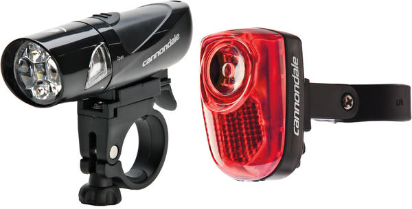 Cannondale Fullsite Front/Rear Light Combo