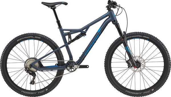 Cannondale Habit 3 Color: Slate Blue