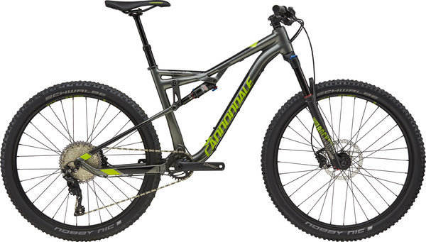 Cannondale Habit 4 Color: Grey