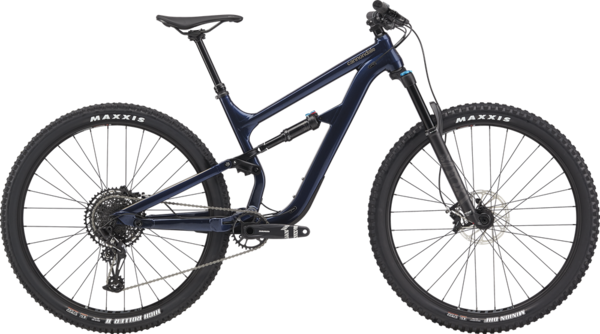Cannondale Habit 4 Color: Midnight