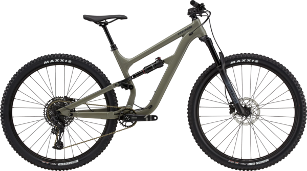 Cannondale Habit 4 Color: Slate Gray