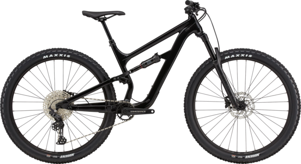 Cannondale Habit 5 Color: Black