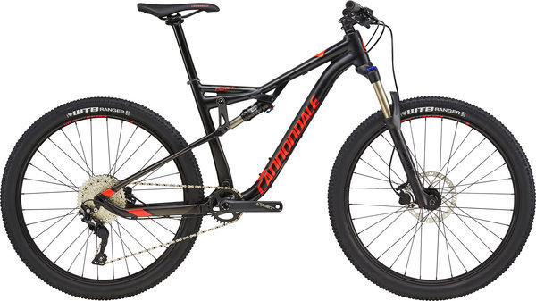Cannondale Habit 6 Color: Black