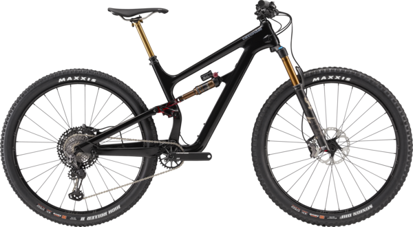 Cannondale Habit Carbon 1 (k5) Color: Meteor Gray