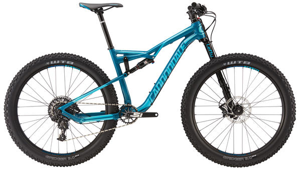 Cannondale Bad Habit 1 Color: Teal