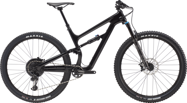 Cannondale Habit Carbon 3 Color: Black Pearl