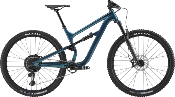 Cannondale Habit 4 Color: Deep Teal