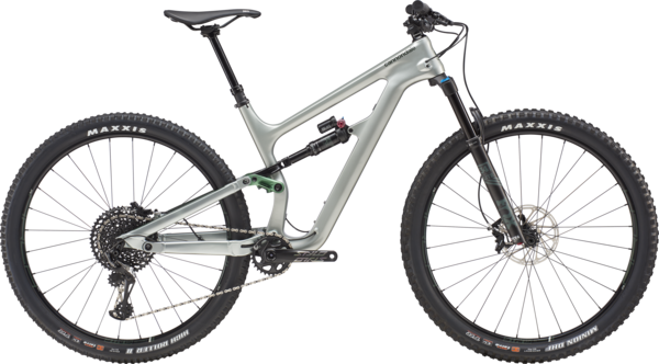 Cannondale Habit Carbon 2 Color: Sage Gray