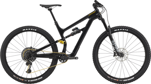 Cannondale Habit Carbon 2 Color: Black Pearl